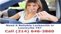 Locksmith Near Me Keene TX (214) 646-3860